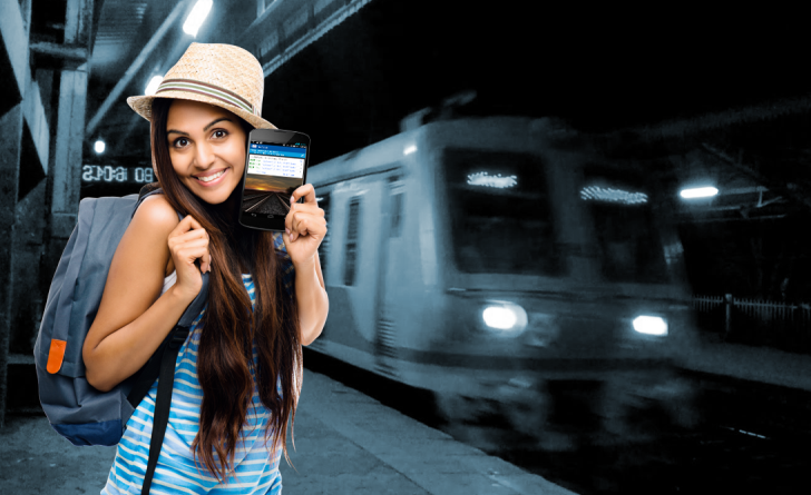 Womens Safety with RailYatri
