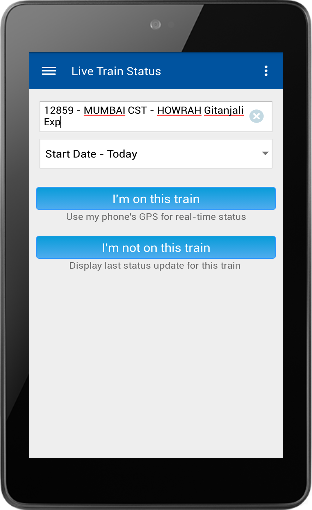 Food Ordering using RailYatri 02