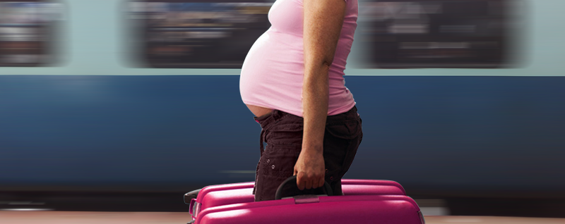 Can We Travel During Pregnancy By Train
