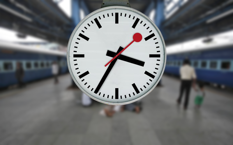 Stay in Tune with Offline Time Table