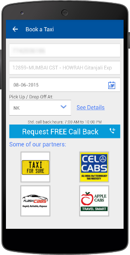 Taxi Booking 05