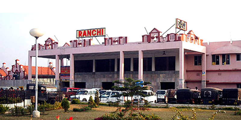 Ranchi Railway Station