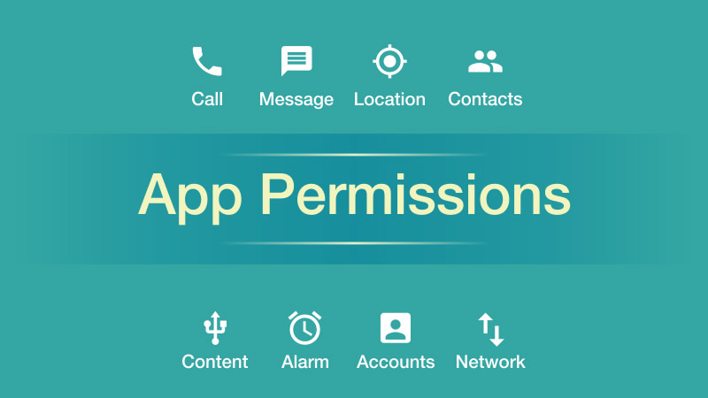 RailYatri App Permissions