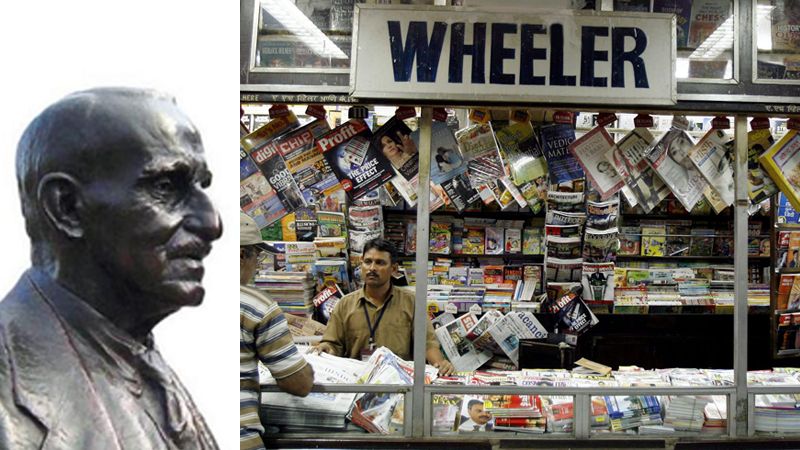 Father of Bookstalls at Indian Railway Stations