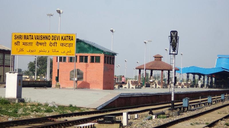 Trains-to-Katra