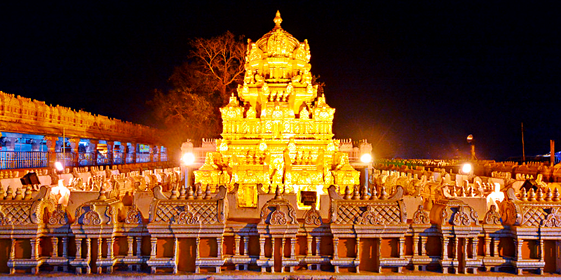 Kanak Durga temple - Andhra Pradesh