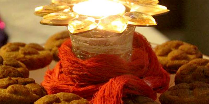 chhath Puja delicacy thekua