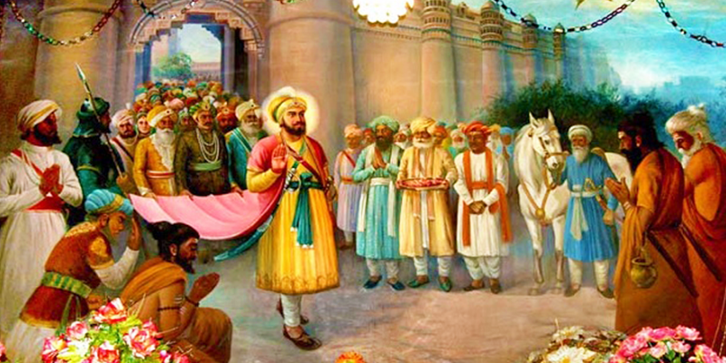 Liberation of Har Gobind Singh