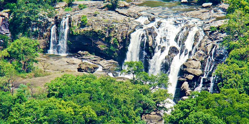 Thoovanam Waterfalls - Devikulam