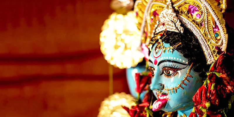 Kali Puja in West Bengal