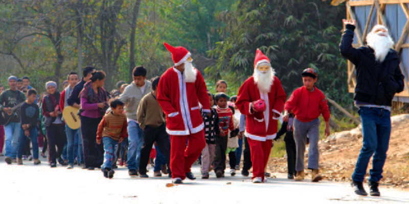 Christmas Destinations - Shillong
