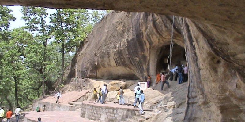 Sita benga Caves - Chattisgarh