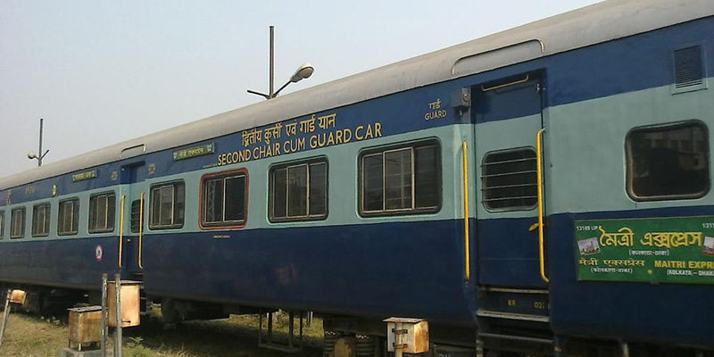 Train to Bangladesh - Maitree Express