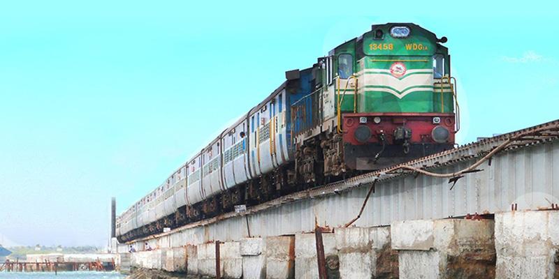 Train to Sri Lanka - Ceylon Express