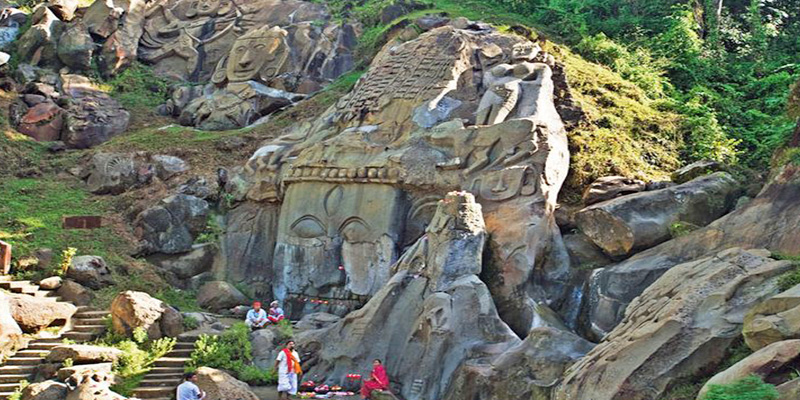 Unakoti A Hidden Treasure of Magnificent Beauty and Everlasting Charm