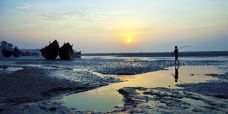 Offbeat talsari beach