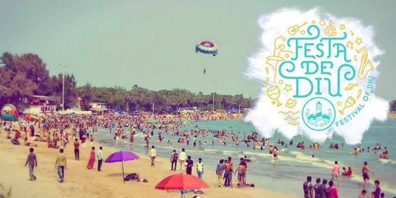 Diu Beach festival