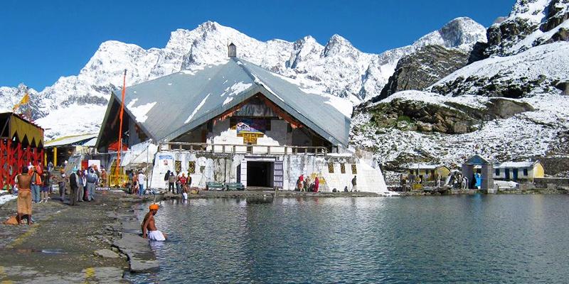 Sri Hemkund Sahib