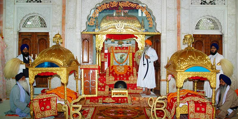 Guru Gobind Singh anniversary celebrations