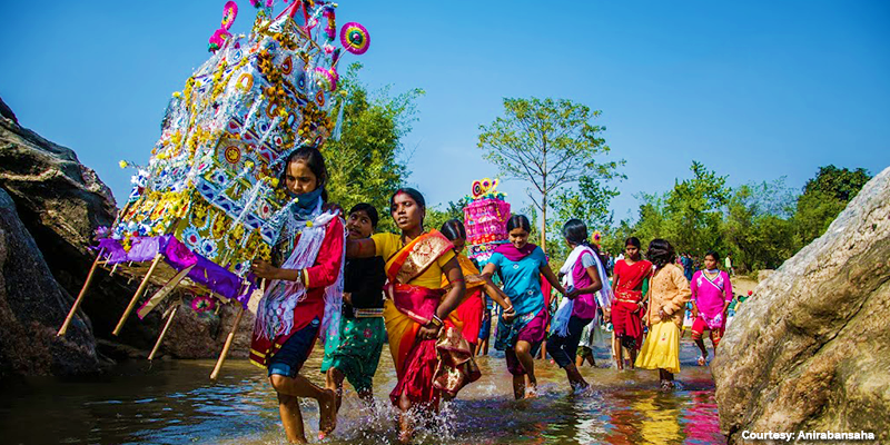tusu festival in jharkhand orrisa and west bangal