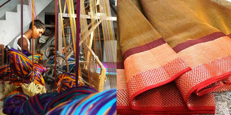 Maheshwari Textiles and its sarees