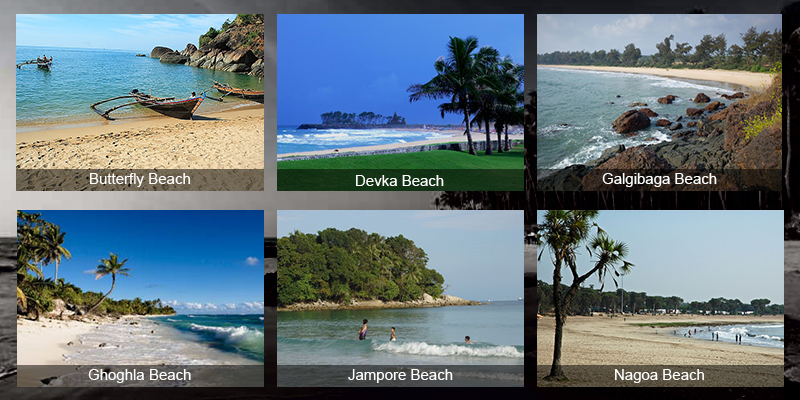 Unexplored Indian Beaches