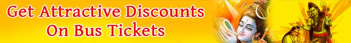 Bus Ticket Discounts
