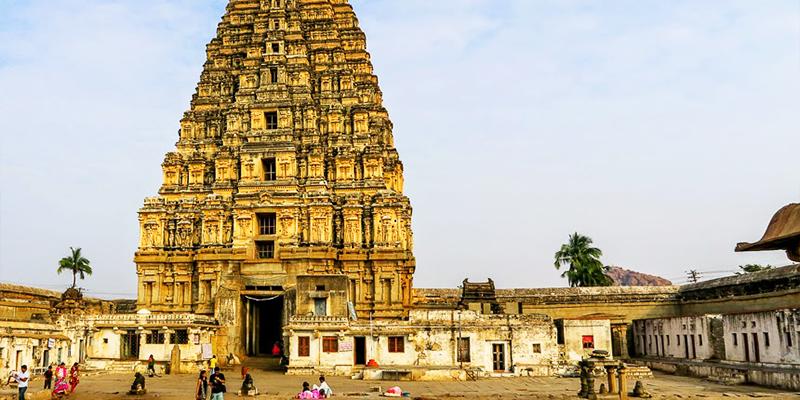 Virupaksha Remple - Hampi