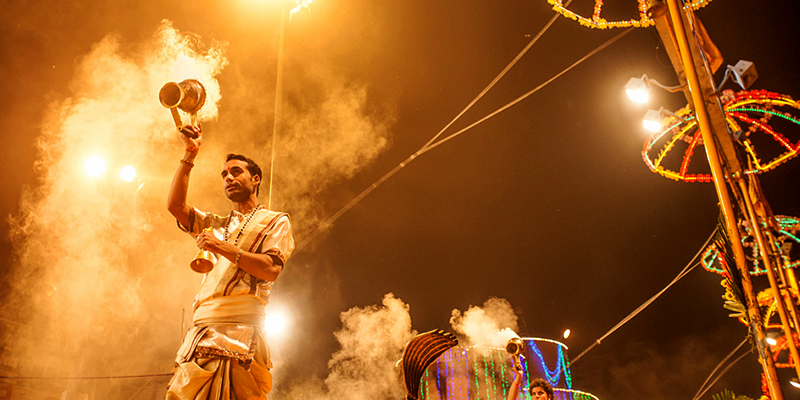 Mahashivratri celebrations in Varanasi