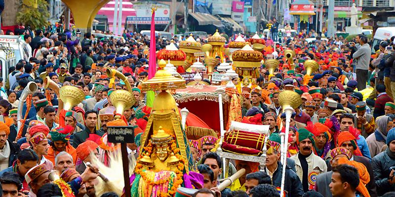 Mahashivratri celebrations in Mandi
