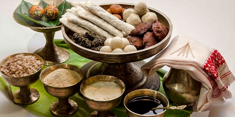 Many flavours of Traditions: Hindu New Year