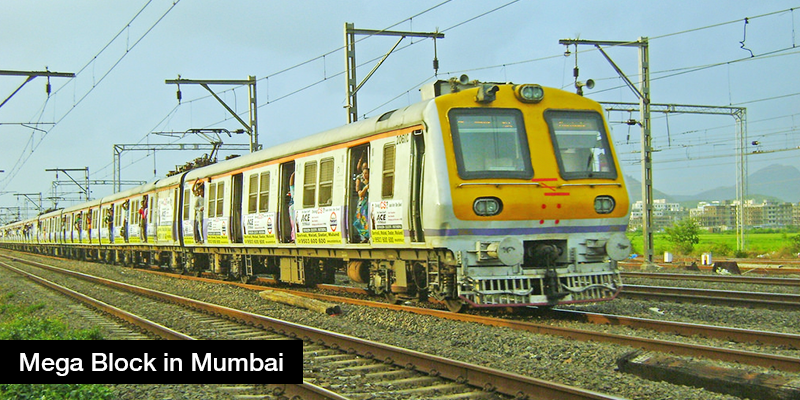 More than 36 Local trains in Mumbai will be cancelled on May 1