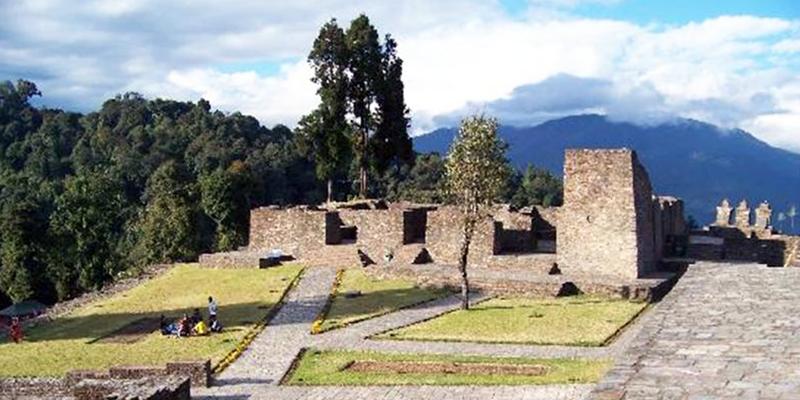 Rabdentse Fort