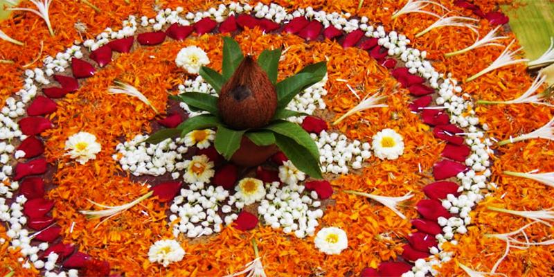 Gudi-Padwa-Rangoli