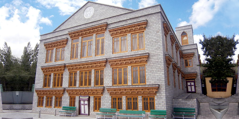 Moravian-Church-Leh-Jammu-Kashmir