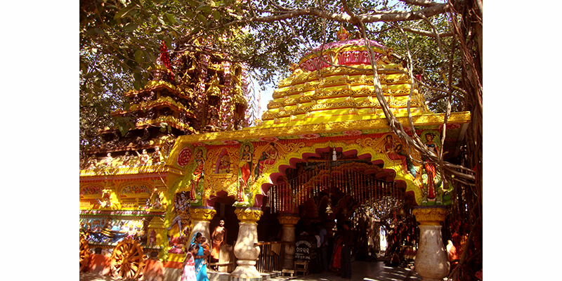 Gorekhnath Temple - Kharipadia