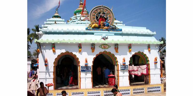 Sarala temple - Kharipadia