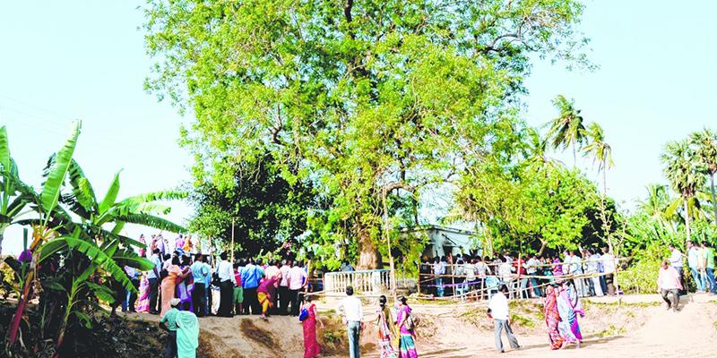 Kharipadia Village