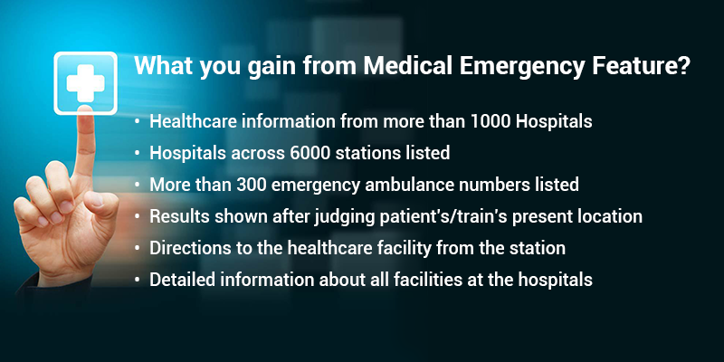 Medical Emergency Feature
