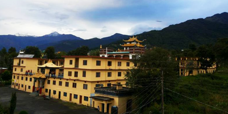 Bir Buddhist Monastery