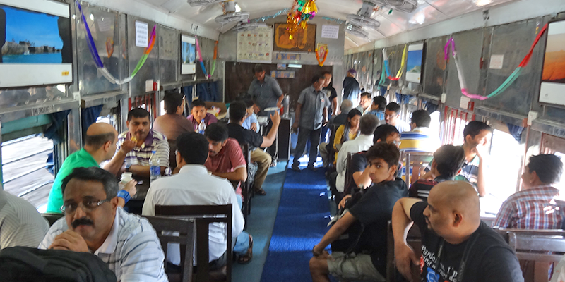 Deccan Queen Dinning Car