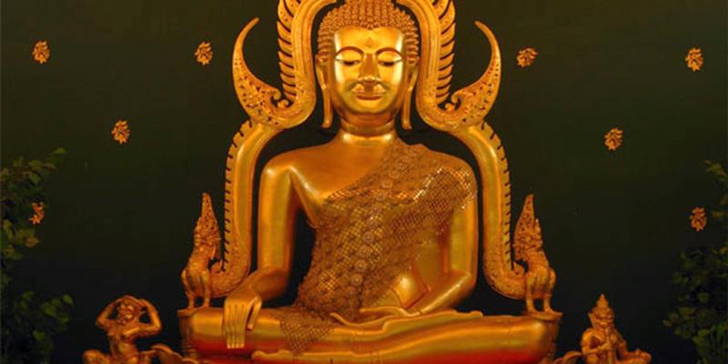 Maha Mongol Temple