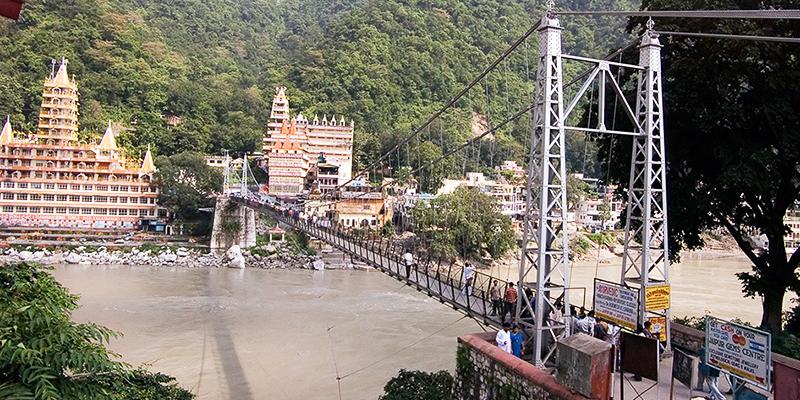 Lakshman Jhula, Uttarakhand