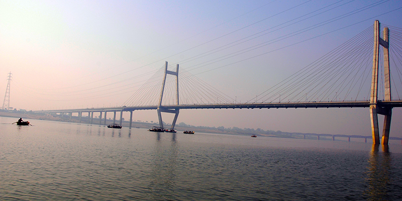 New Naini Bridge, Allahabad