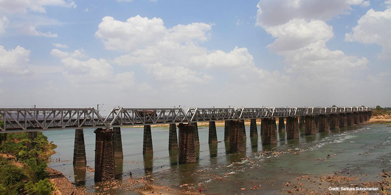 Narmada Setu, Gujarat