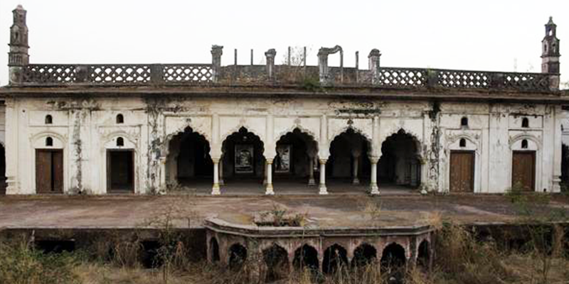 Taj Mahal - Bhopal
