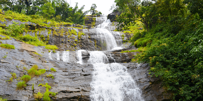 Cheeyappara Waterfalls images