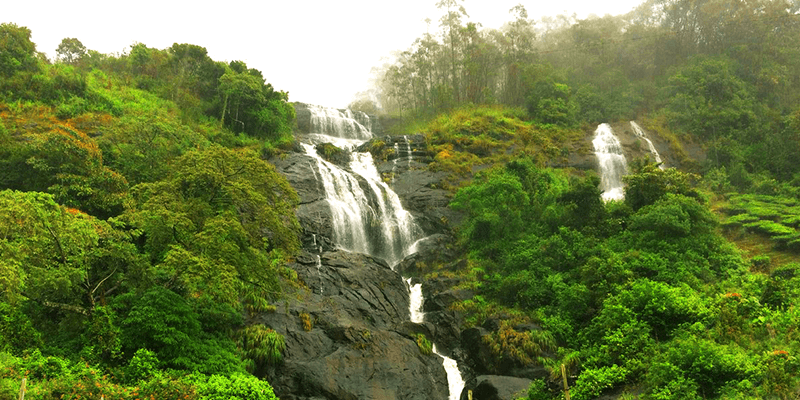 Chinnakanal Waterfalls images