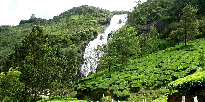 Chinnakanal Waterfalls