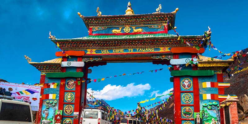Unexplored Arunachal Pradesh